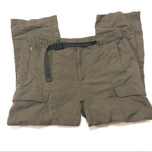 The North Face Zipper Convertible Cargo Pants